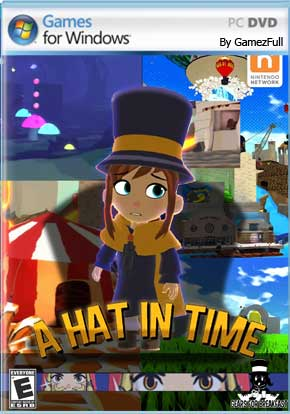 A Hat in Time PC Full | Descargar ISO | MEGA