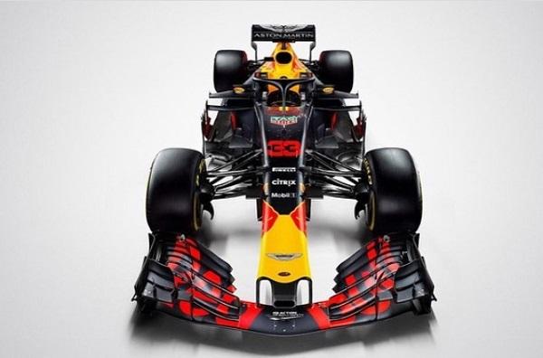 Red Bull RB14 Fórmula 1 2018
