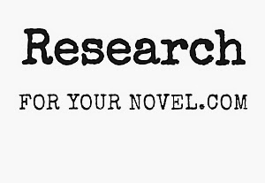 RESEARCH FOR YOUR NOVEL