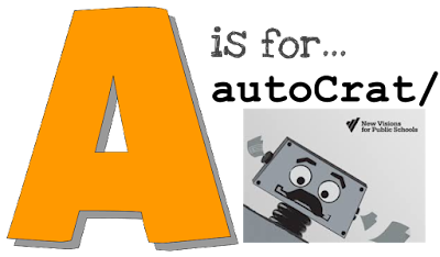 A is for Autocrat image