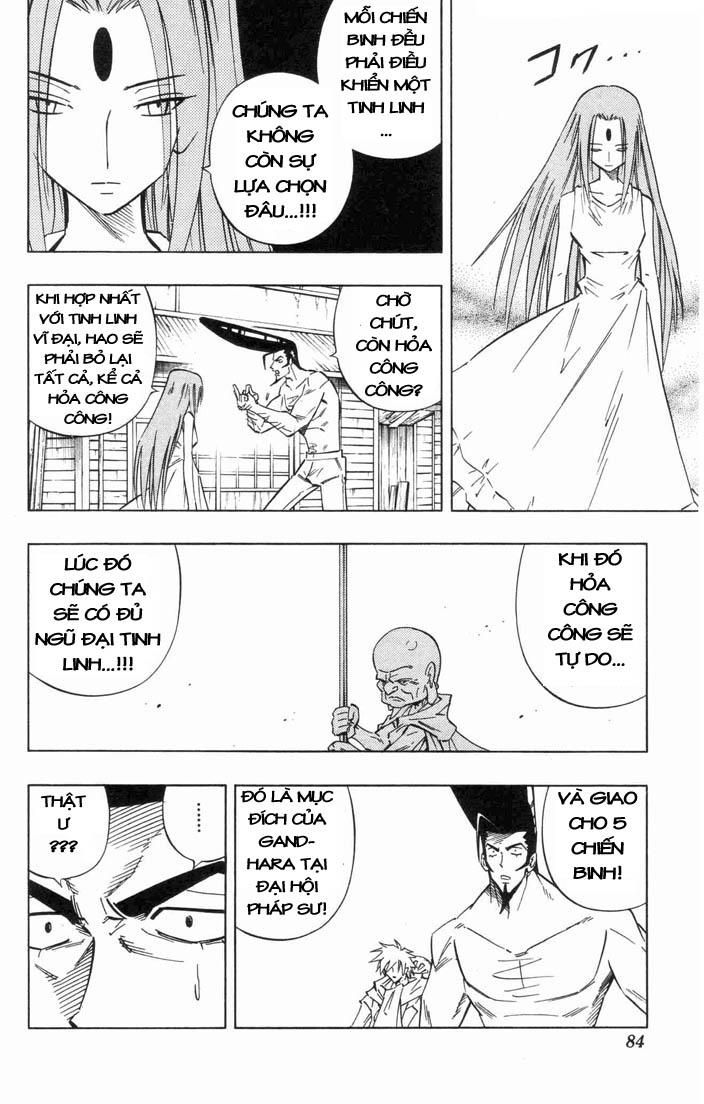 Shaman King [Vua pháp thuật] chap 237 trang 16