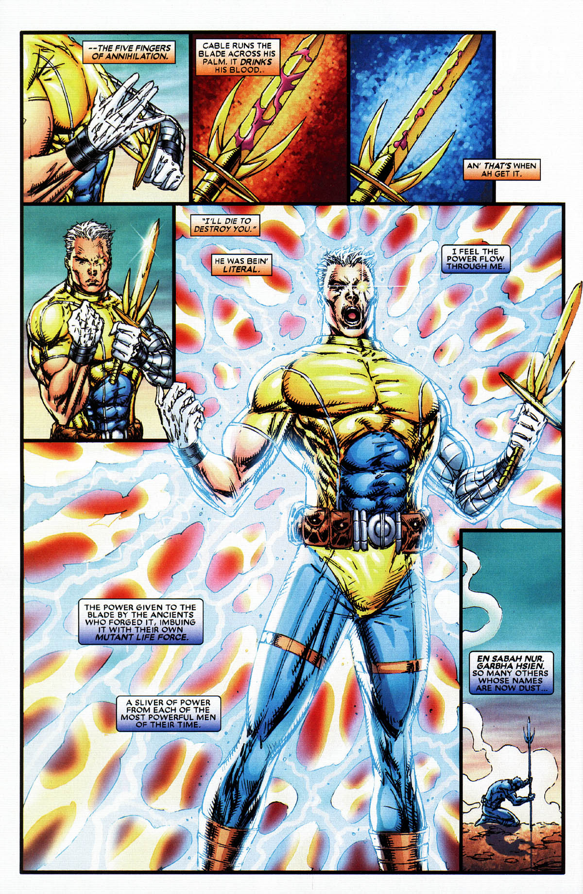 Read online X-Force (2004) comic -  Issue #6 - 26