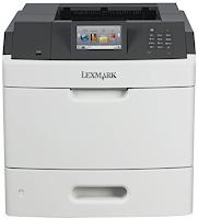 Lexmark MS810de Driver Download