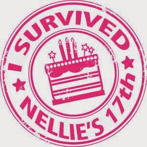Nellie's Birthday Badge