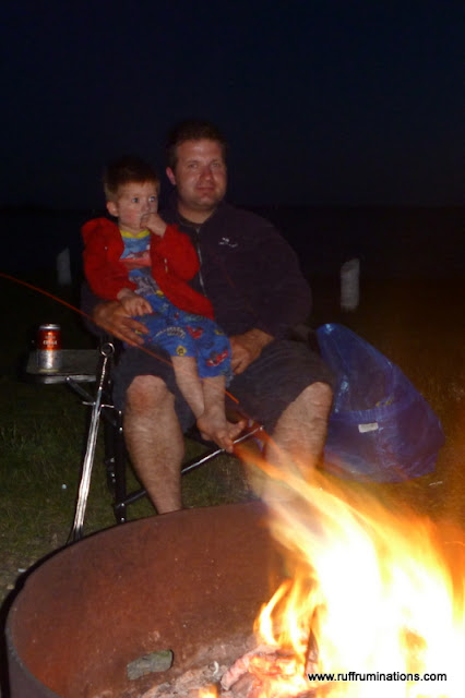 Ruff Ruminations Five Must Have Camping Beach Toys: Ruff Ruminations: Pelican Point Campground Alberta