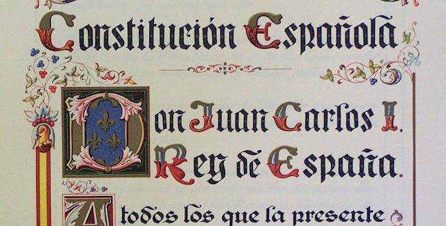 Constitucion de 1978 y Derecho