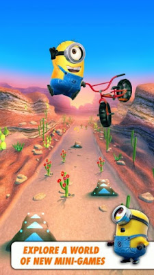 Download Game Despicable Me Mod Apk v3.9.0l (Free Shopping)