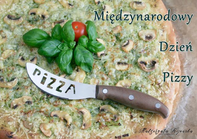 pizza bianca, włoska pizza