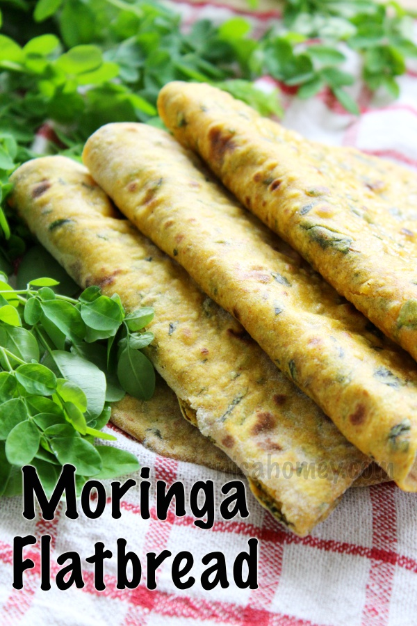 moringa roti recipe