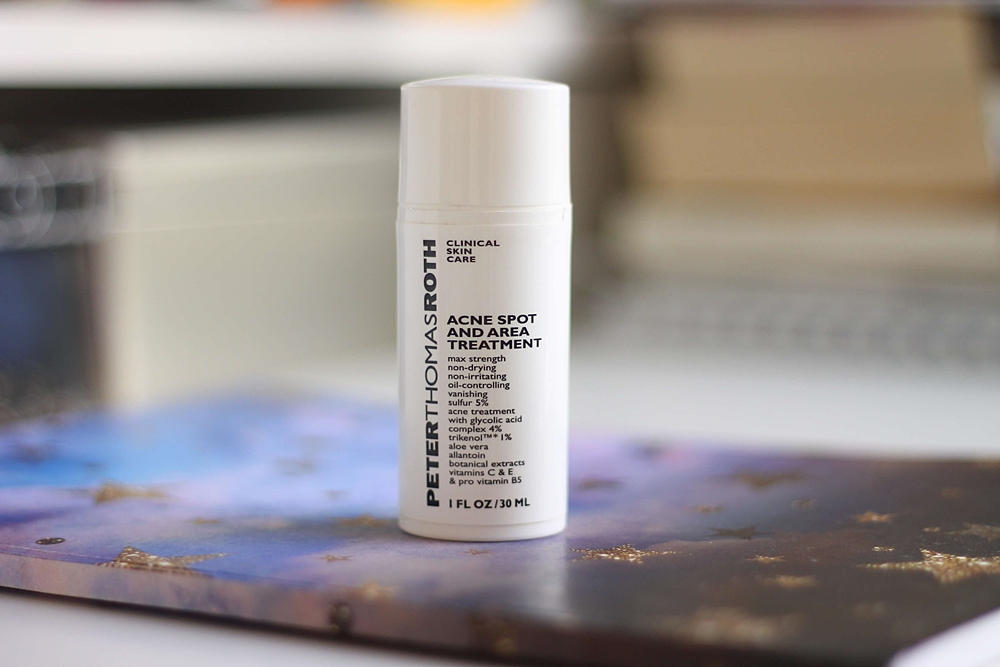 peter thomas roth acne spot and area treatment review