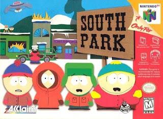 South Park ( BR ) [ N64 ]