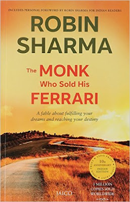 Download Free Book The Monk Who Sold His Ferrari PDF