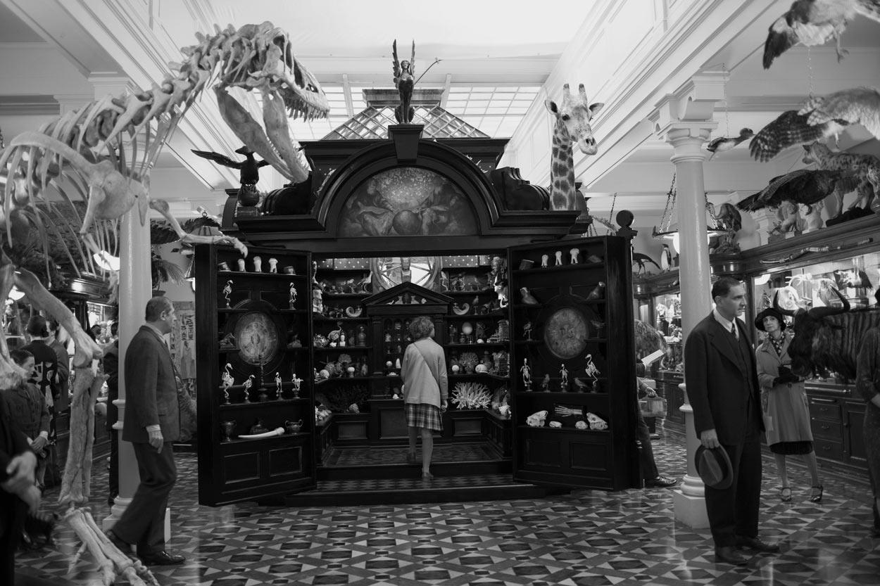 WONDERSTRUCK. EL MUSEO DE LAS MARAVILLAS - escena