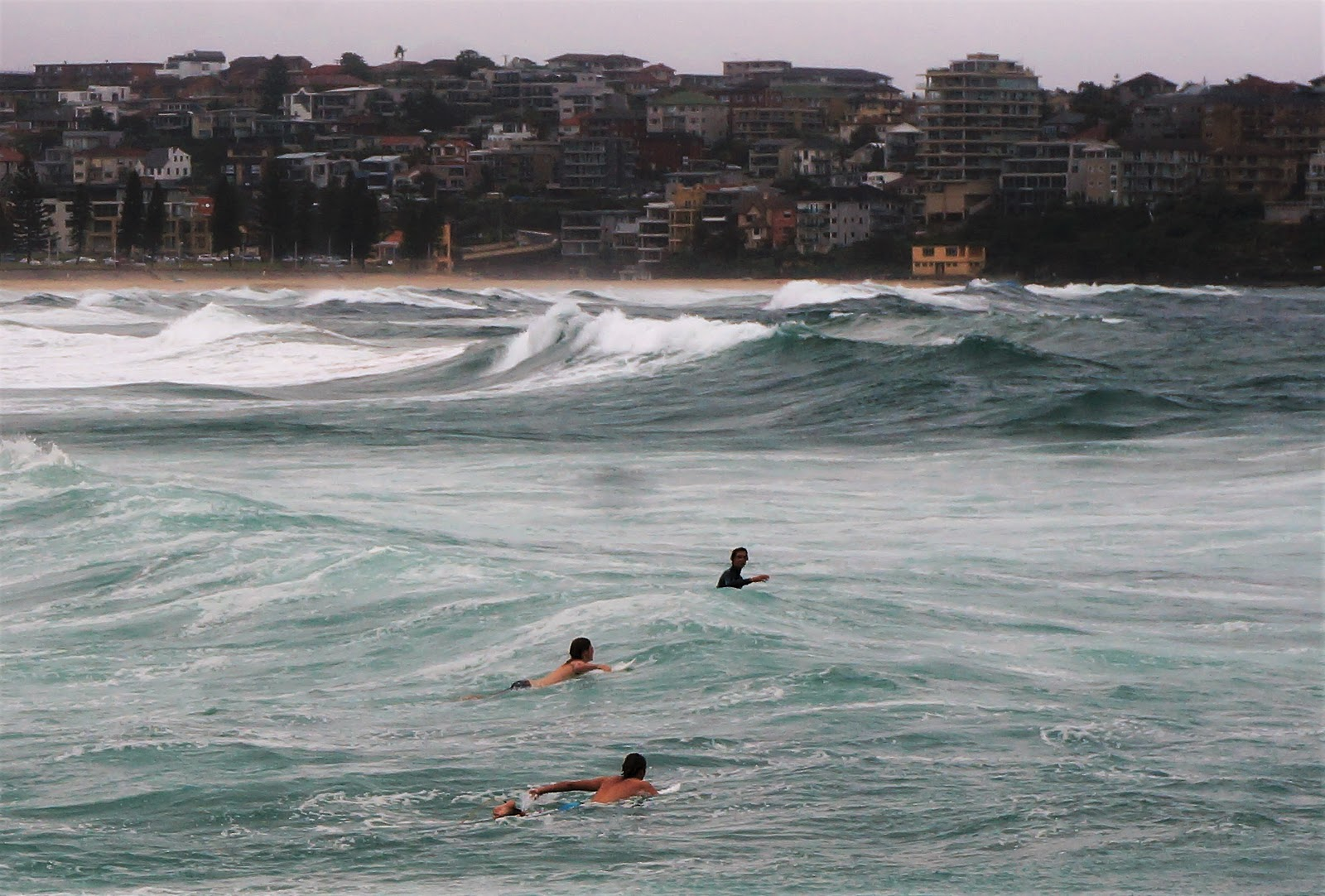 how to get to bondi by ferry