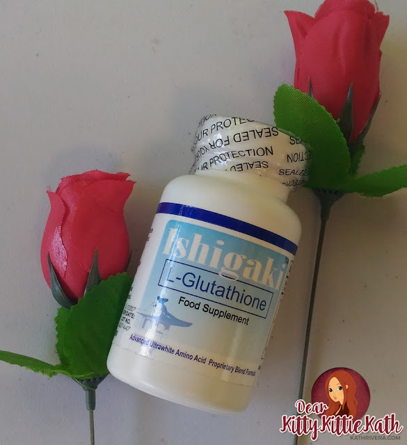 Senka White Beauty Lotion Ii Review: Product Review: Ishigaki Advanced White Glutathione