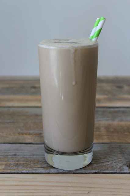 Protein Plus Iced Latte