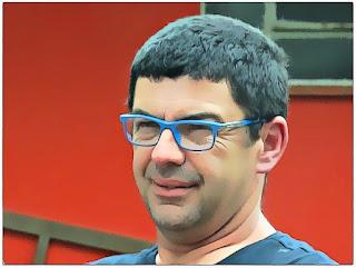 André Guedes - Diretor da Cia Goliardos (Canela, RS)