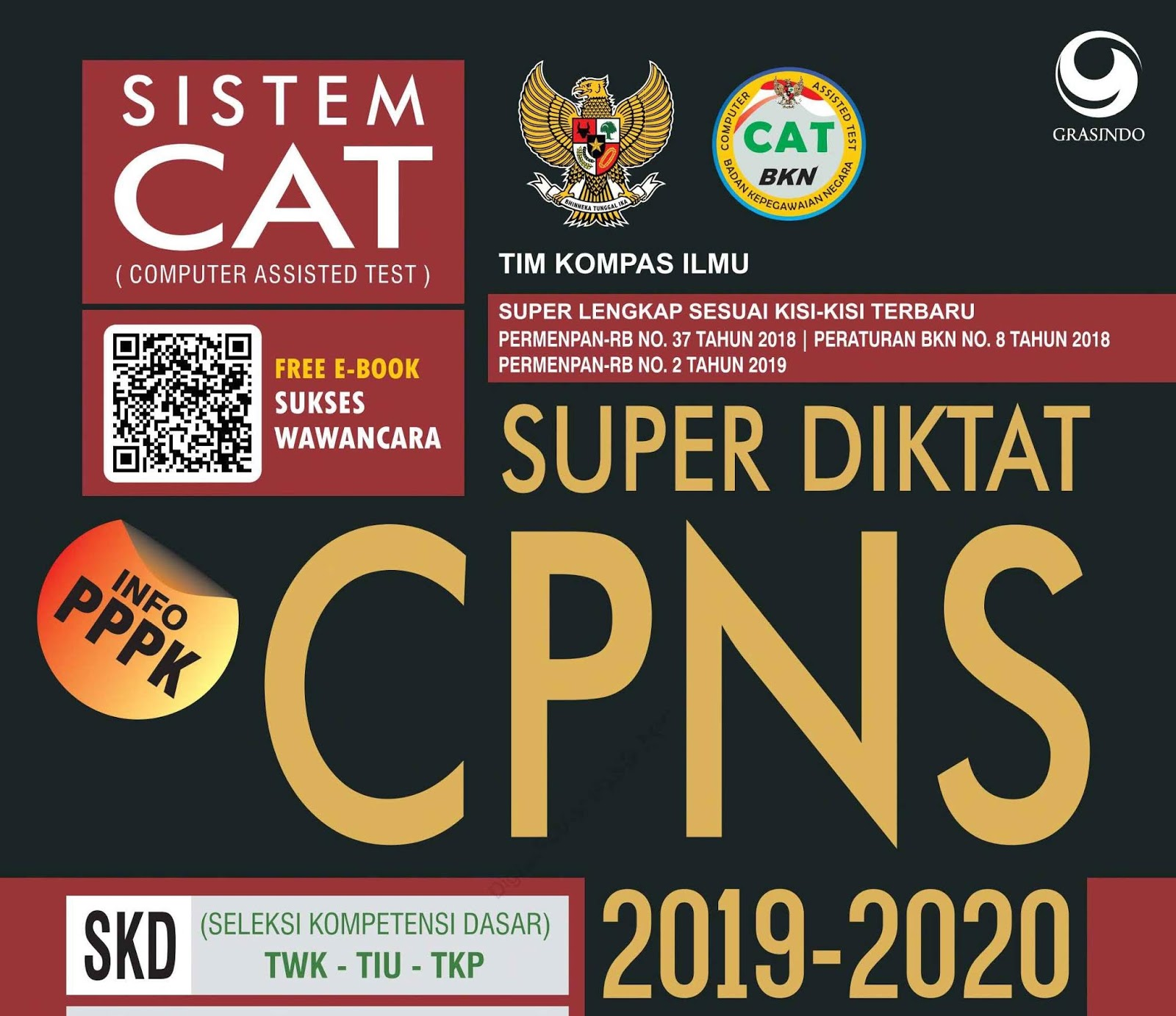 Download Super Diktat CPNS 2019-2020