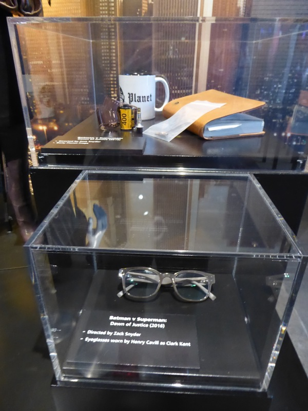 Batman v Superman Dawn of Justice movie props