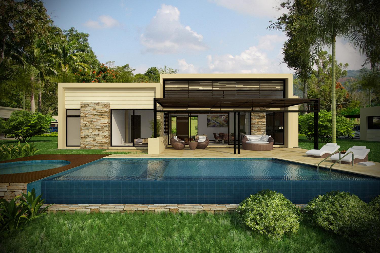 Blog mocawa casas de campo for Diseno piscinas modernas colombia
