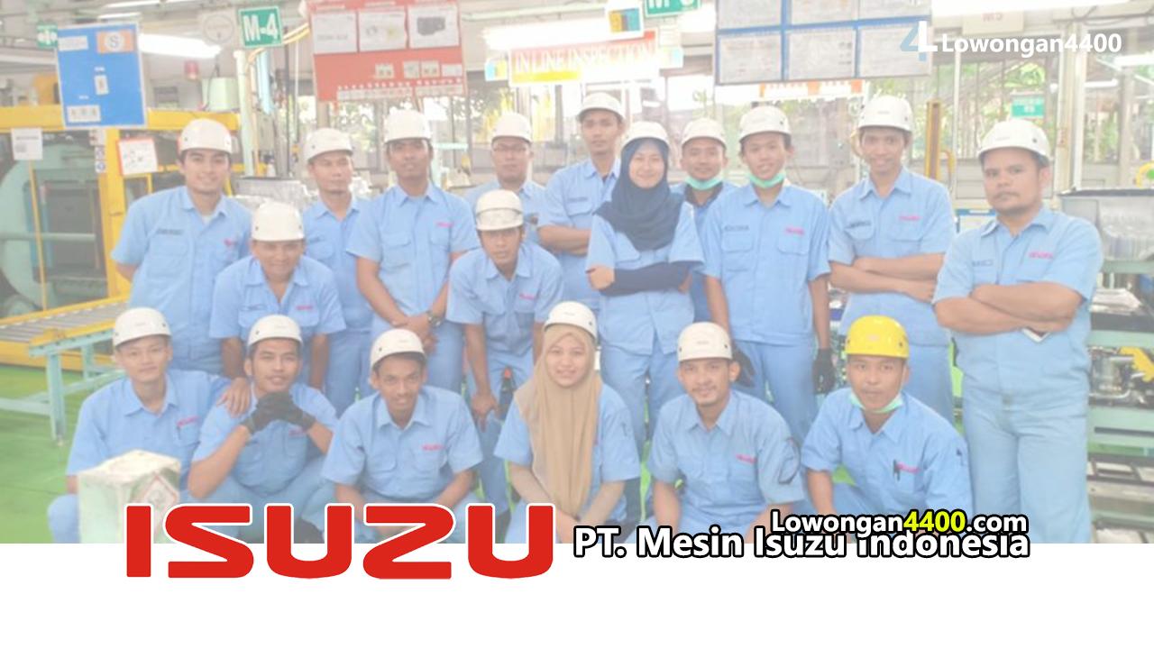PT. Mesin Isuzu Indonesia
