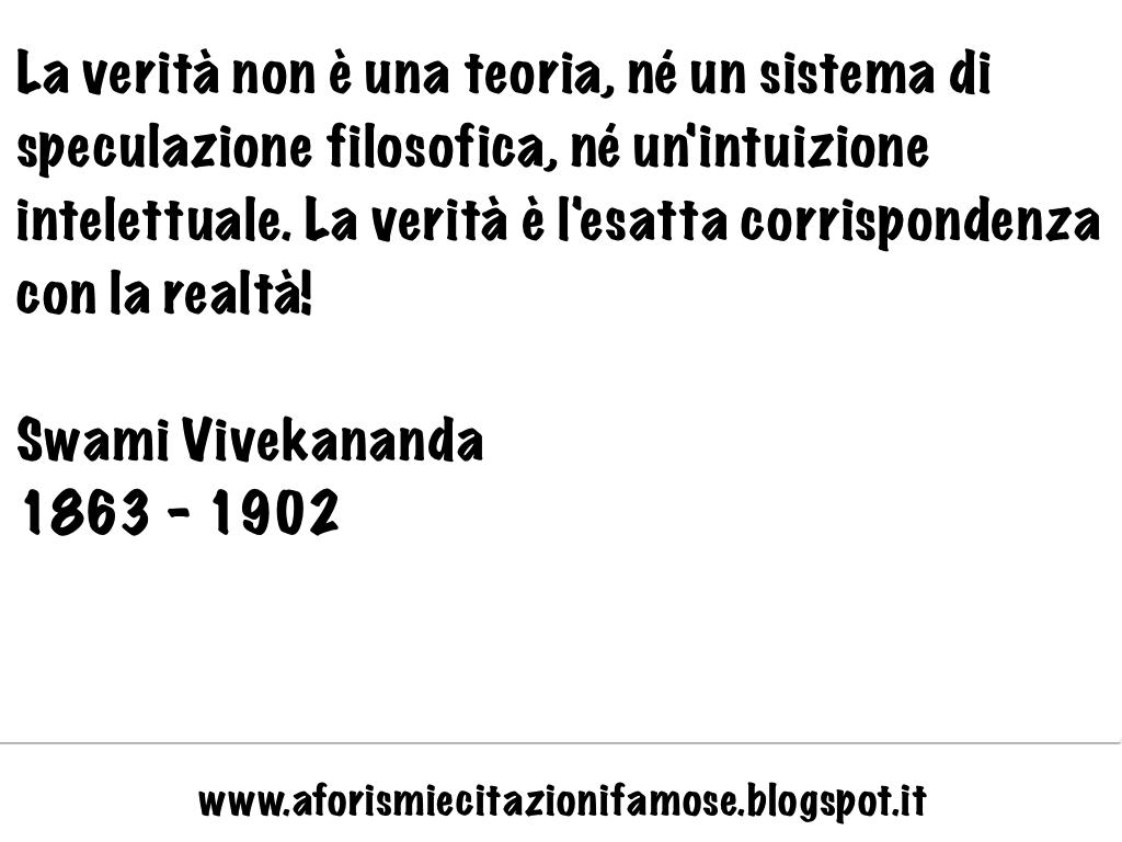 Aforismi E Citazioni Famose Aforisma Celebre Swami Vivekananda