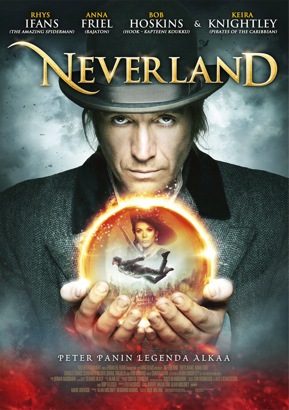 Neverland แดนมหัศจรรย์ กำเนิดปีเตอร์แพน [HD][พากย์ไทย]