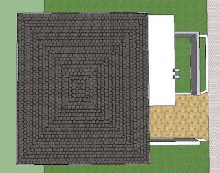 Model Atap Rumah 10 x 7