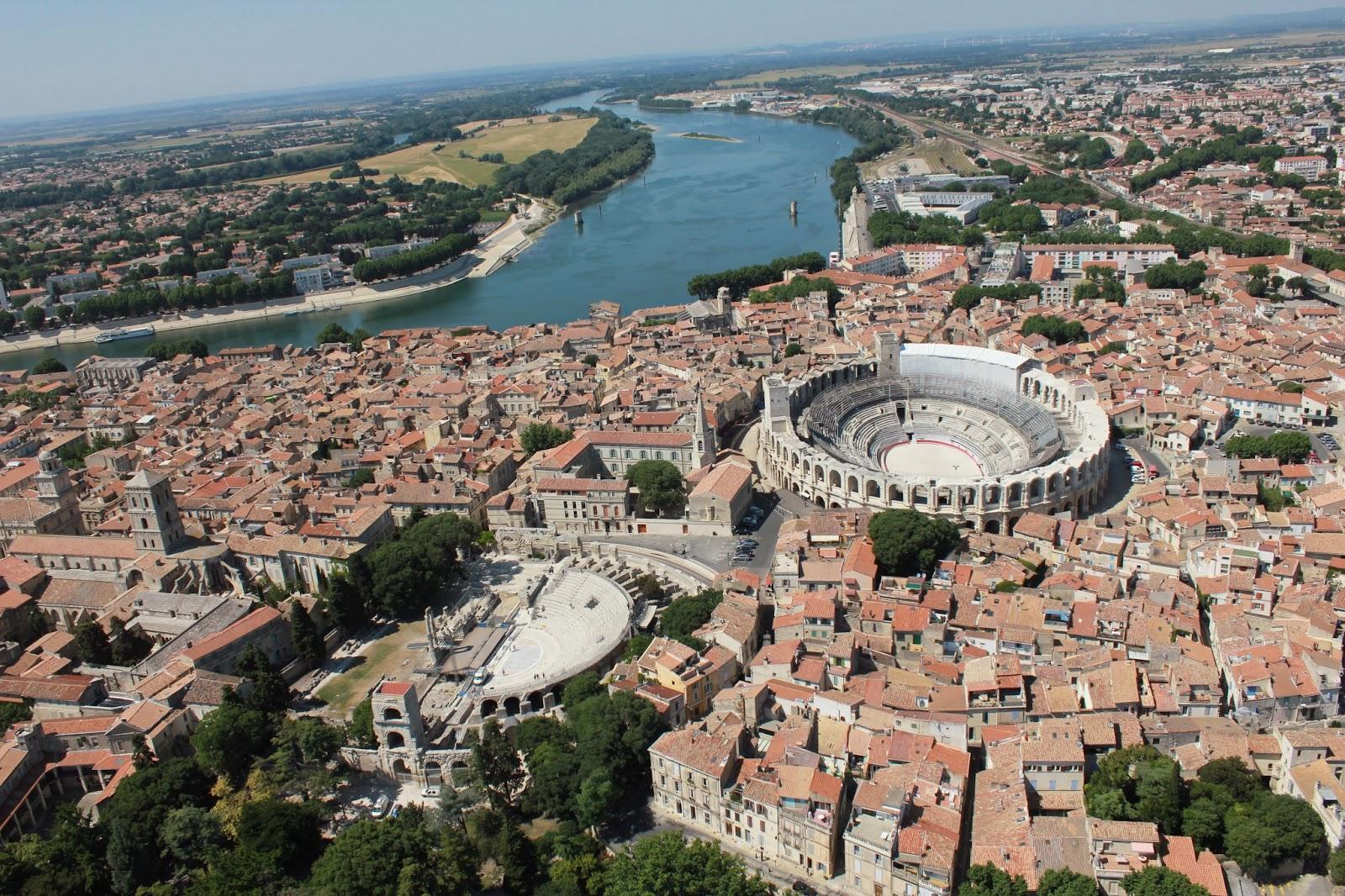 Visitare Arles in Francia