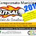 Inscrições para campeonato de Futsal encerram nesta quarta-Feira (31)