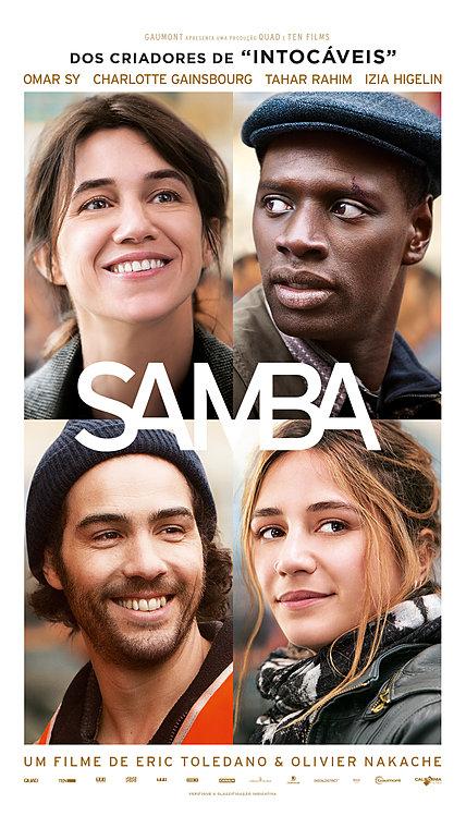 Samba – Dublado