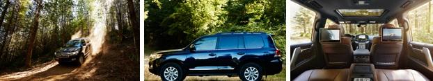 Toyota Land Cruiser 2016 Spy