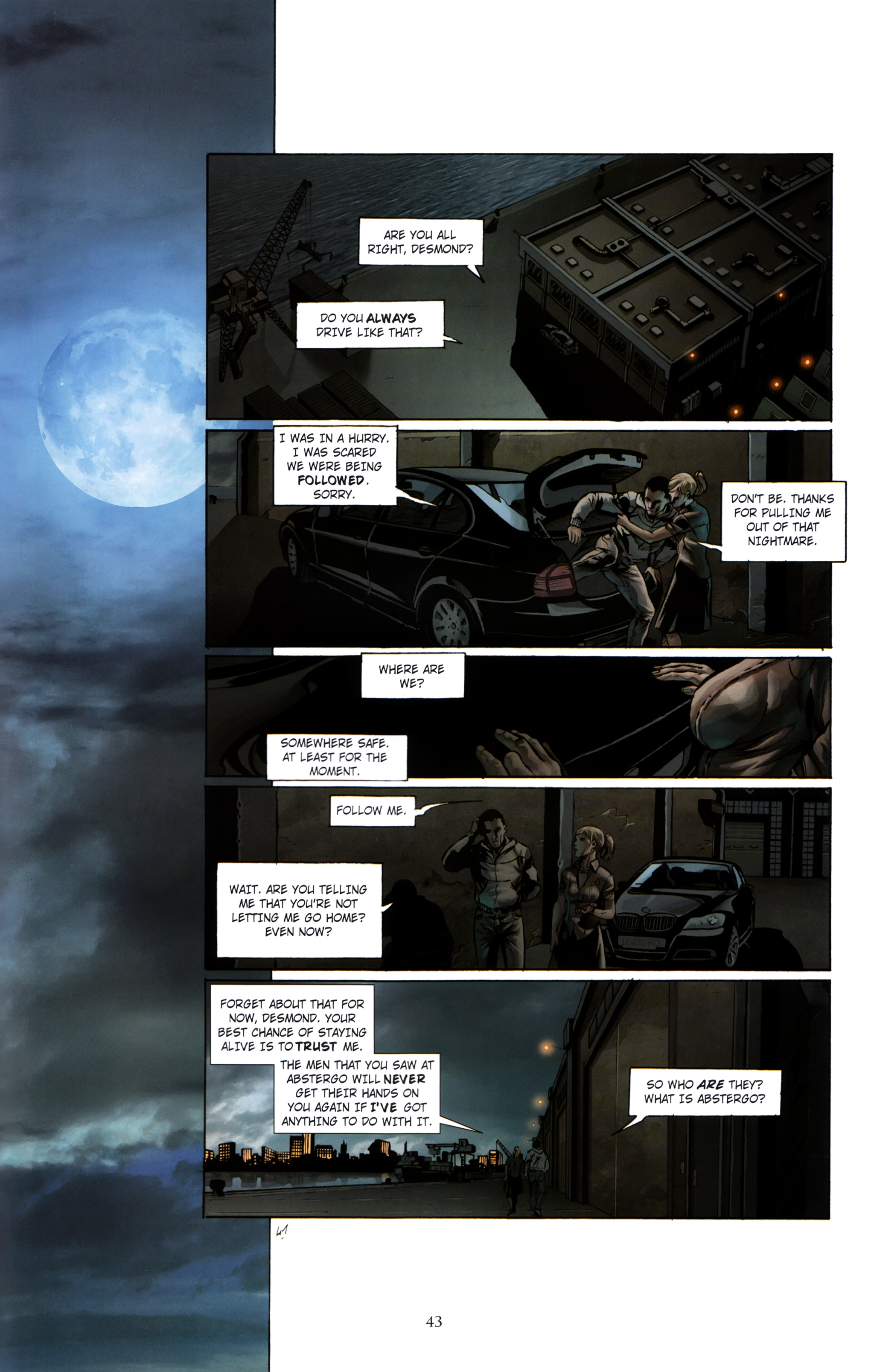 Read online Assassin's Creed (2012) comic -  Issue #1 - 47