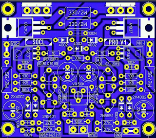 skema driver SOCL PRO V1