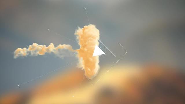 قالب افتر افكت مجاني - عرض لوجو مع دخان رائع جدا للافتر افكت CS4 - CC 2015