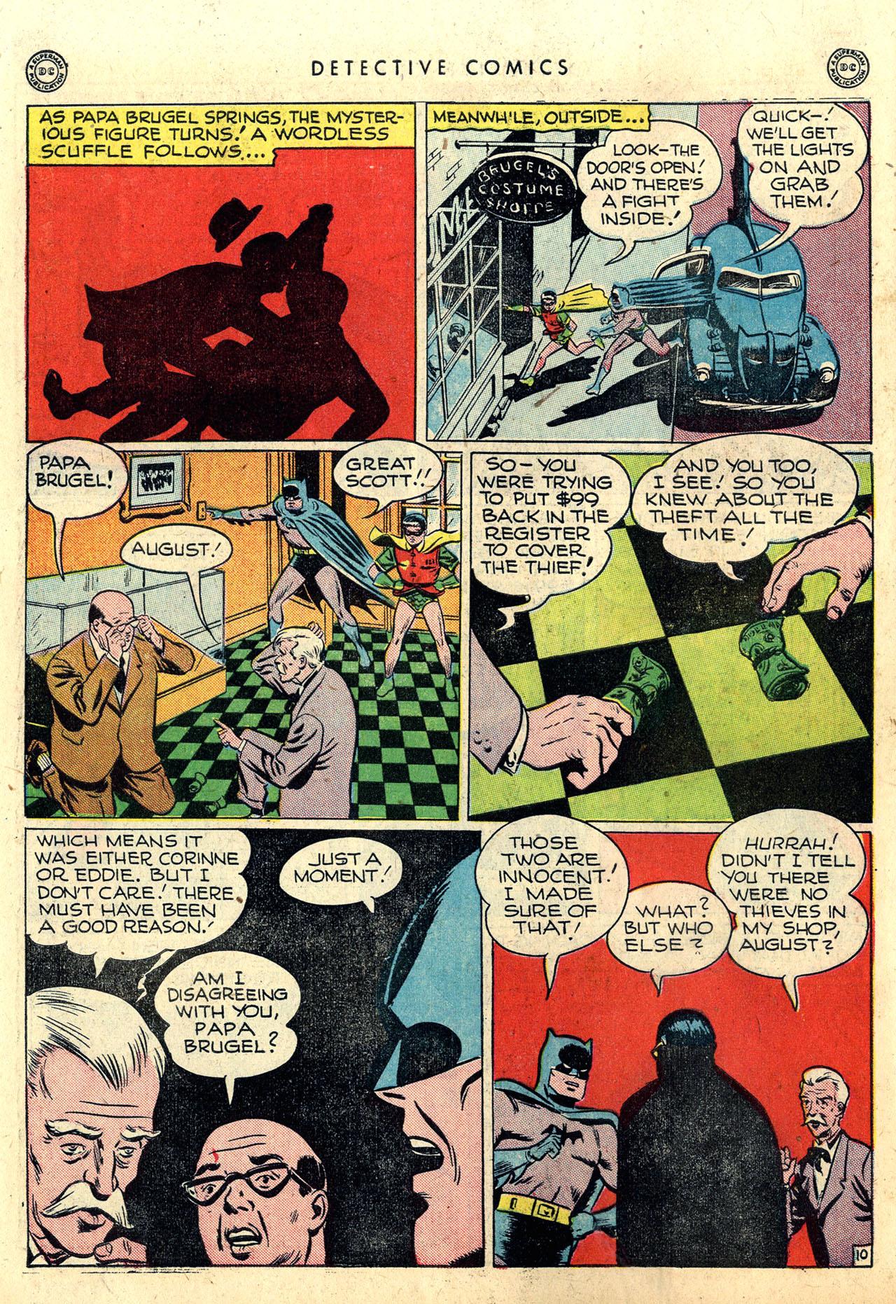 Read online Detective Comics (1937) comic -  Issue #112 - 12