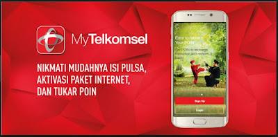 Download Aplikasi My Telkomsel