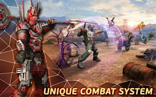 Evolution Battle For Utopia Mod Apk Data No Survey Free Download For Android