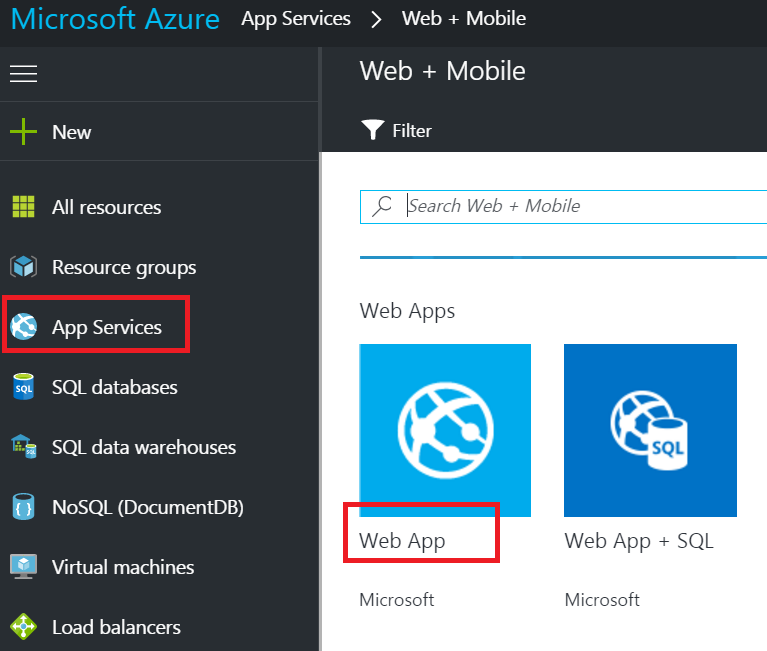 Azure хостинг сайта reggy хостинг