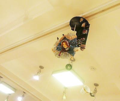 """Выставка авторской куклы в Самаре """"Куклы. Эмоции. Чувства."""",""""Алиса - время приключений"""". Автор Наталья Стукалова (Самара)"""