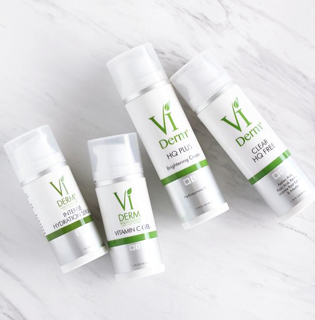 VI Derm, VI Derm Review, VI Derm Vitamin C Gel, VI Derm HQ Plus, VI Derm Clear HQ Free, VI Derm Intense Hydration Serum, Skin Brightening Skincare