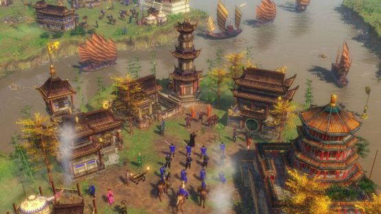 Age Of Empires 3 screenshot 2