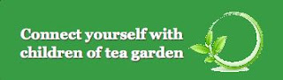 Connect yourself with children of Tea garden