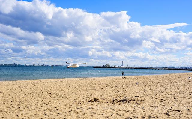 St. Kilda Beach