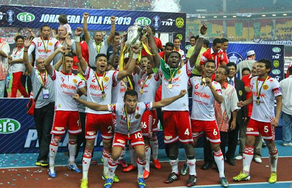 Tahniah kepada Kelantan dan Brazil