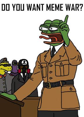 Memes guerra CNN - 4chan Reddit