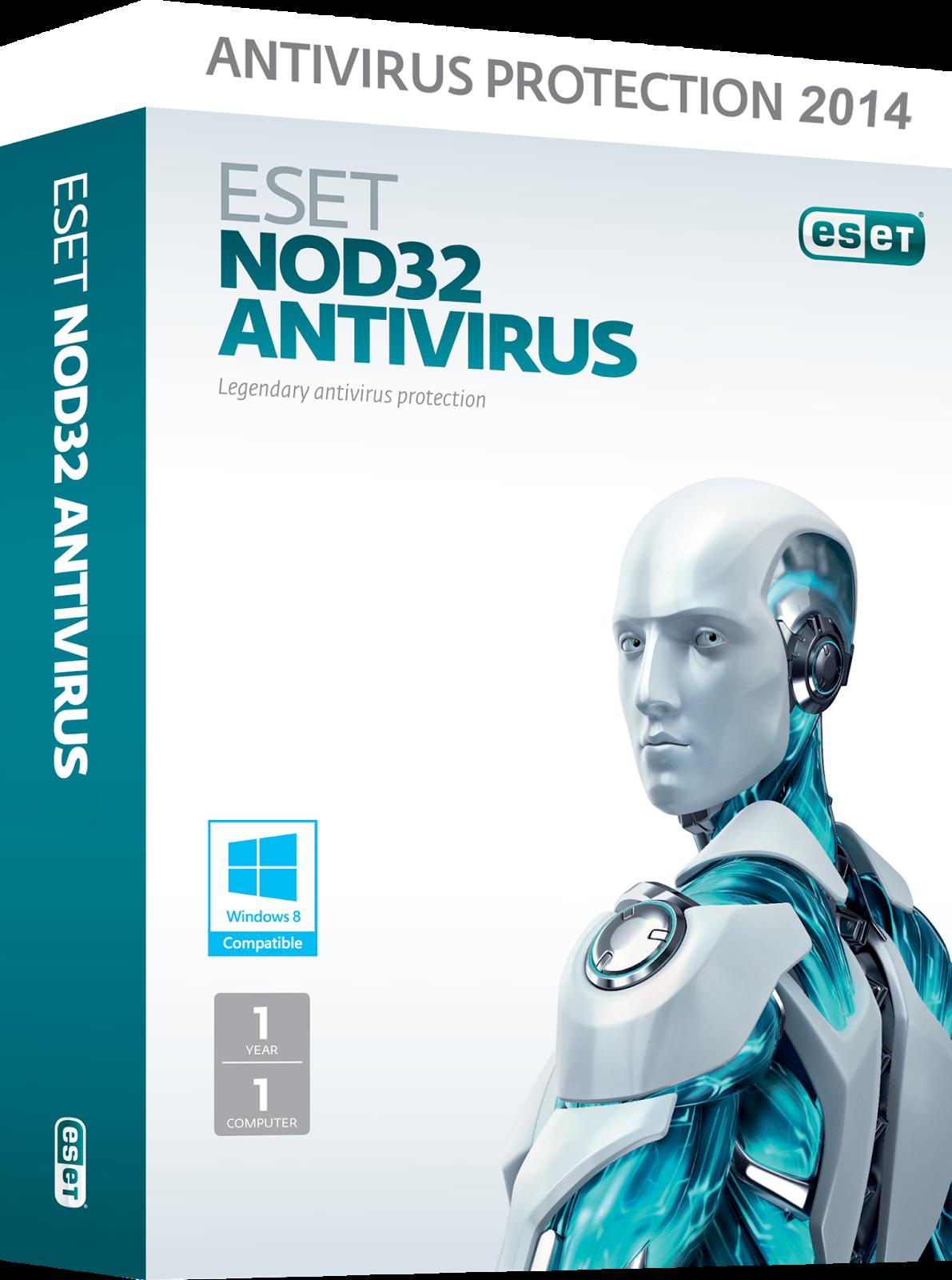 eset nod32 antivirus 9 username and password