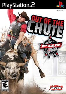 Pro Bull Riding Out of the Chute (PS2) 2008