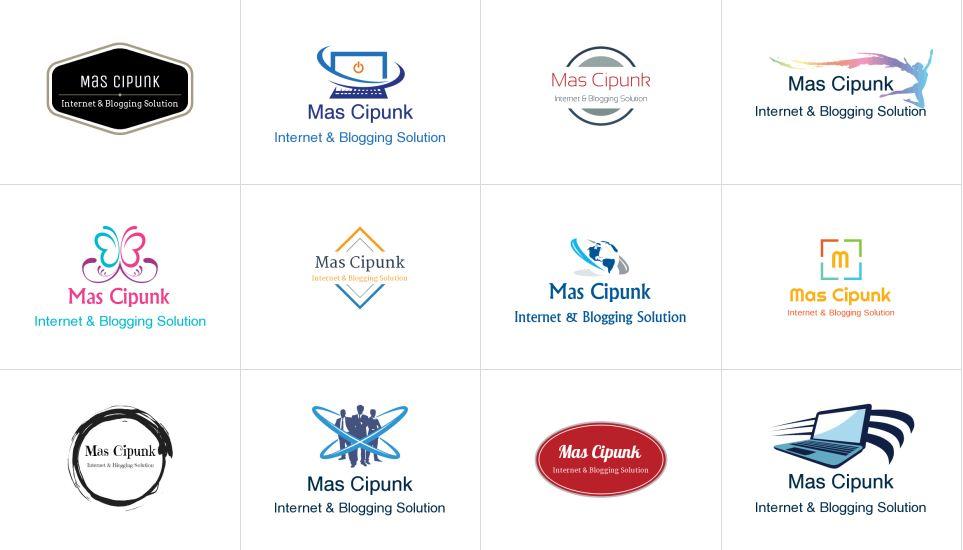 8 Website Terbaik Untuk Membuat Design Logo Secara Online Gratis