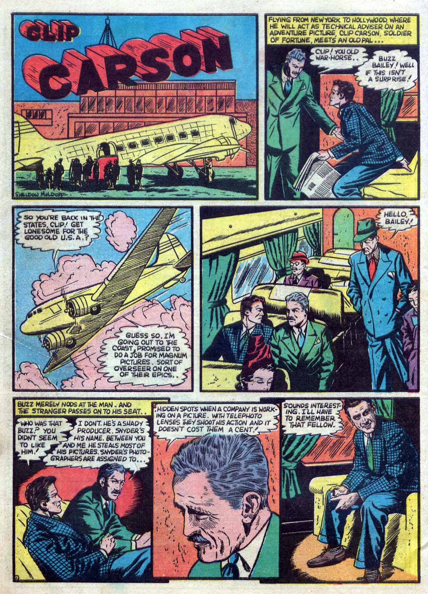 Read online Action Comics (1938) comic -  Issue #27 - 52
